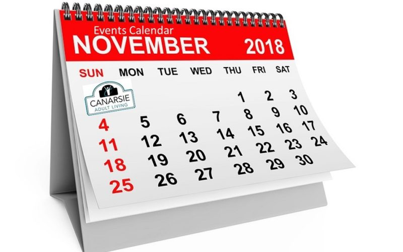 canarsie adult day center november 2018 calendar of events healthy nyc