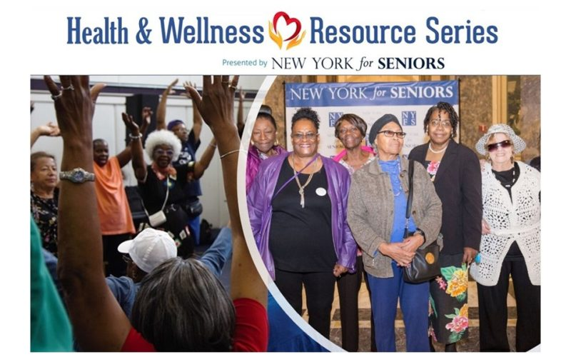 New York for Seniors Health Resource Fair Coming To The Bronx In